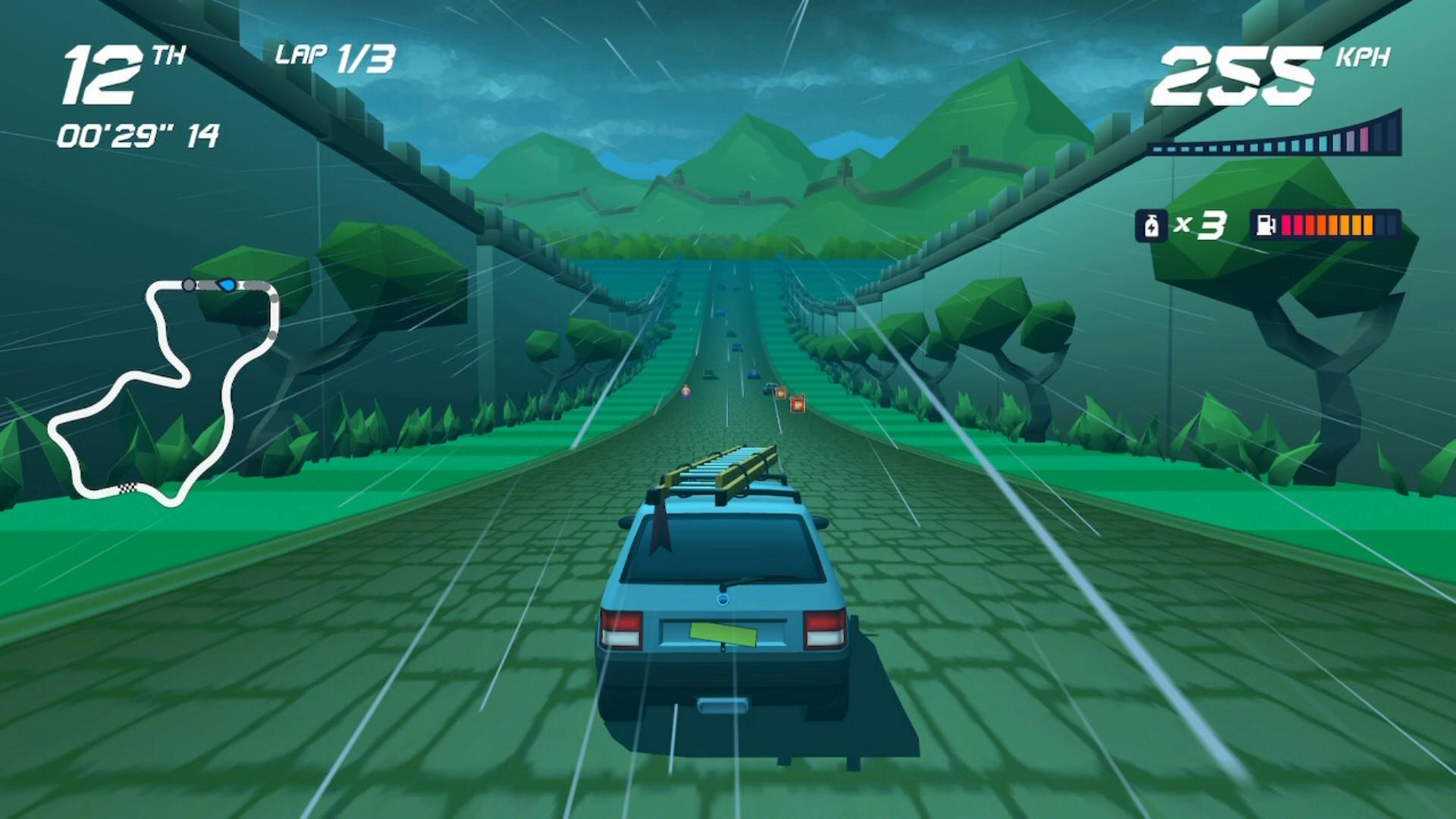 [Análisis] Horizon Chase Turbo: un Arcade de nostalgia y ...