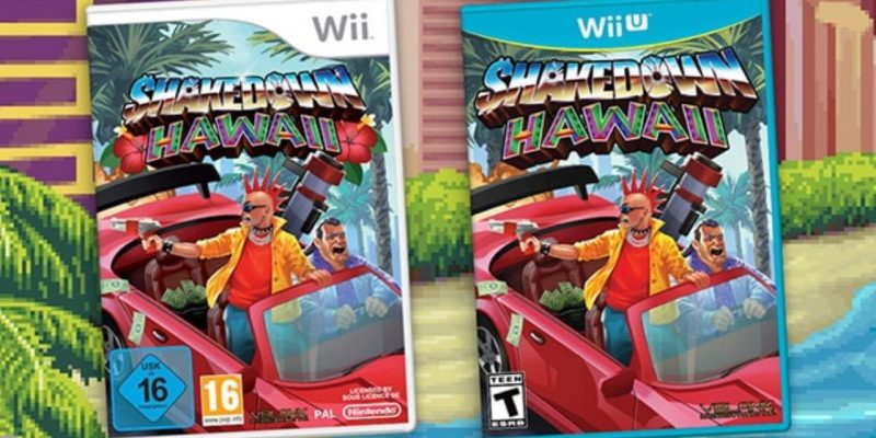 Wii Wii U Shakedown Hawaii