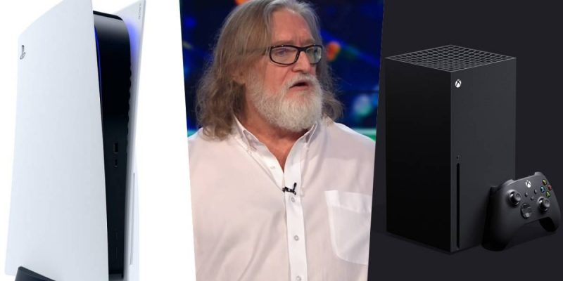 gabe newell xbox ps5