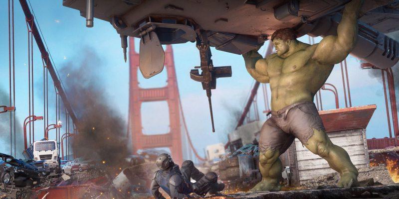 Marvel's Avengers espacio