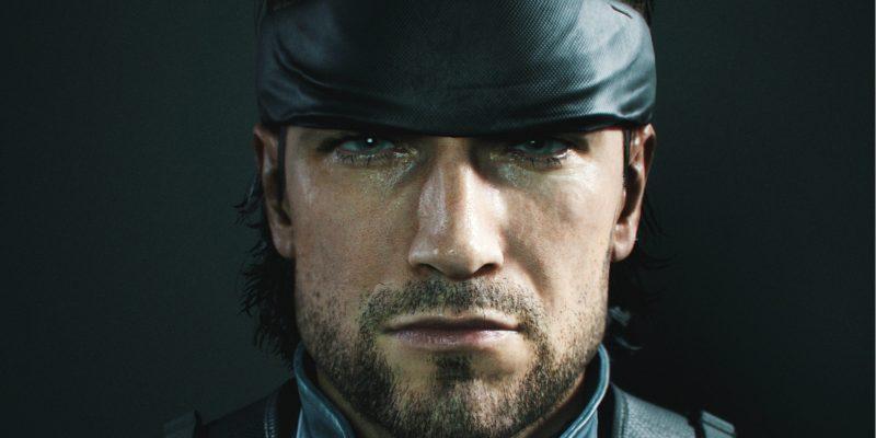 remake Metal Gear Solid