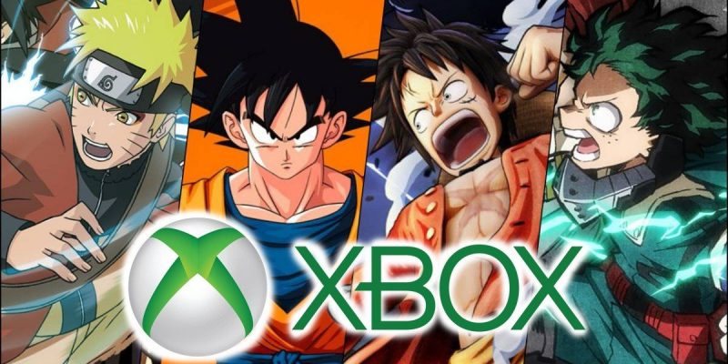 xbox game pass anime
