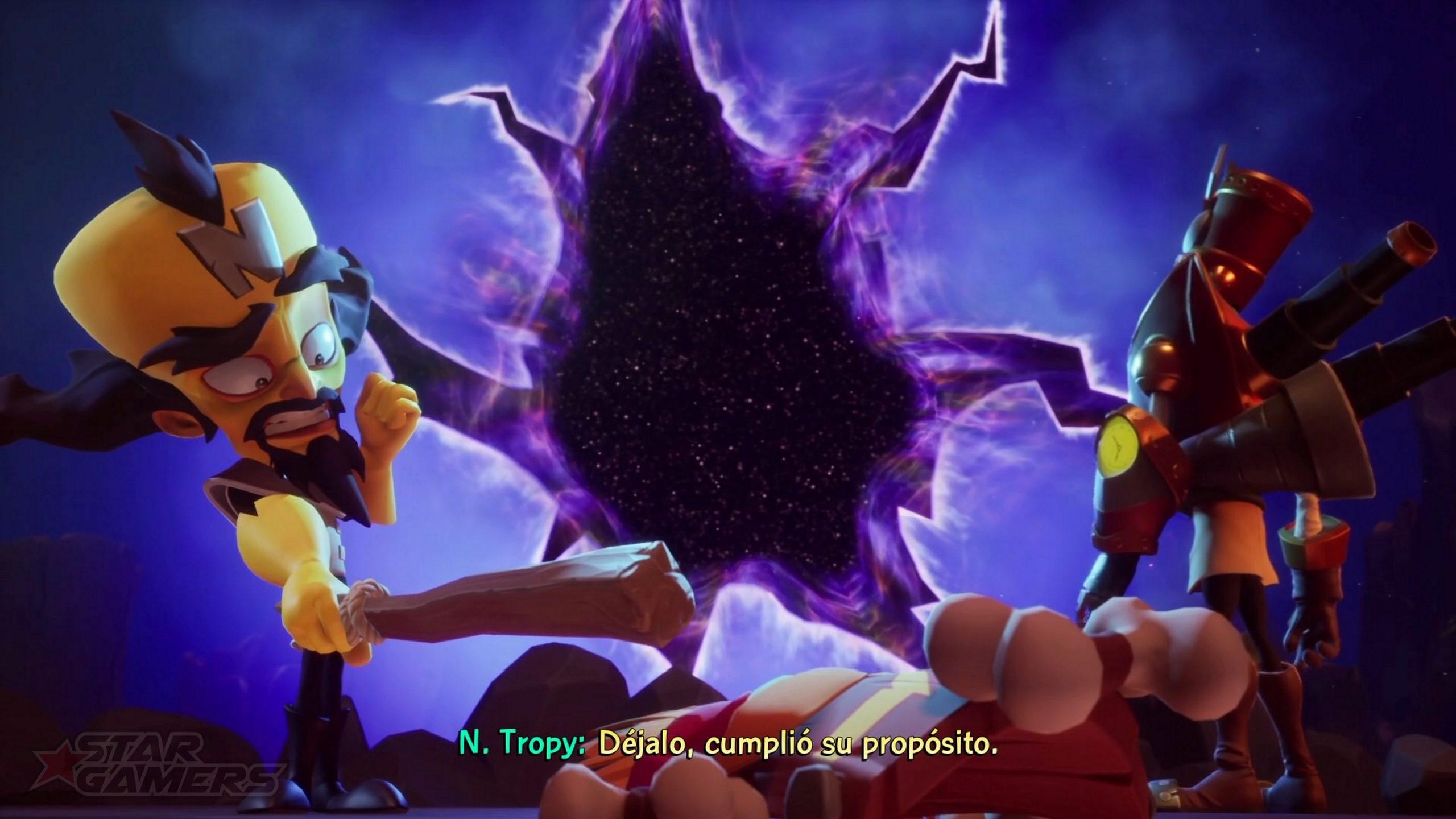 Crash Bandicoot 4 1