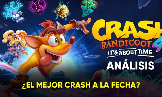 Crash Bandicoot 4 analisis