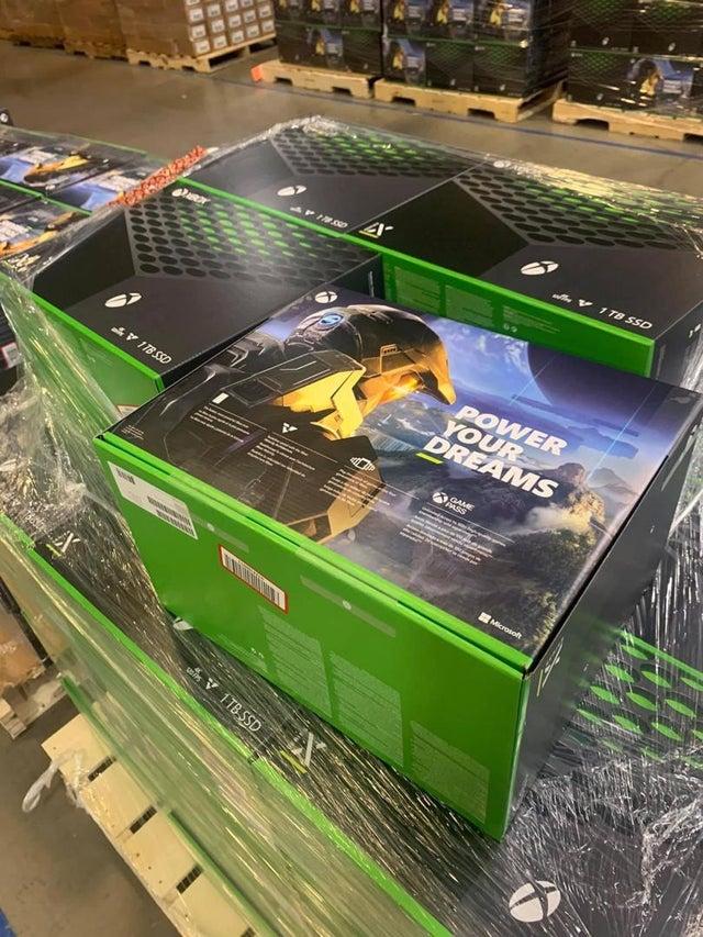 Xbox Series X promo