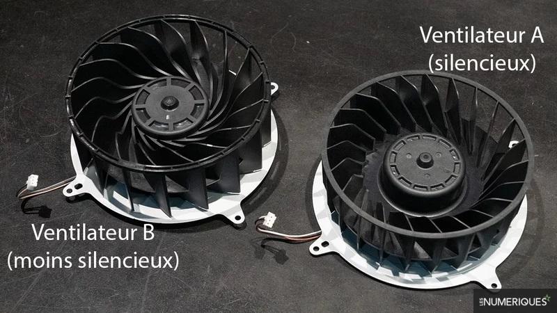 Ventiladores PS5
