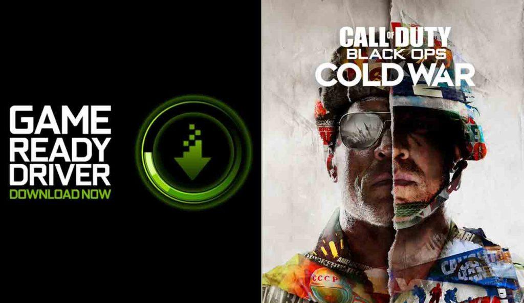 Nvidia Black Ops Cold War