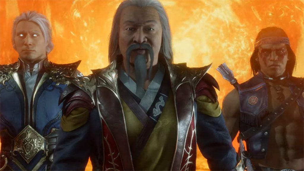Shang Tsung Mortal Kombat 11 Aftermath