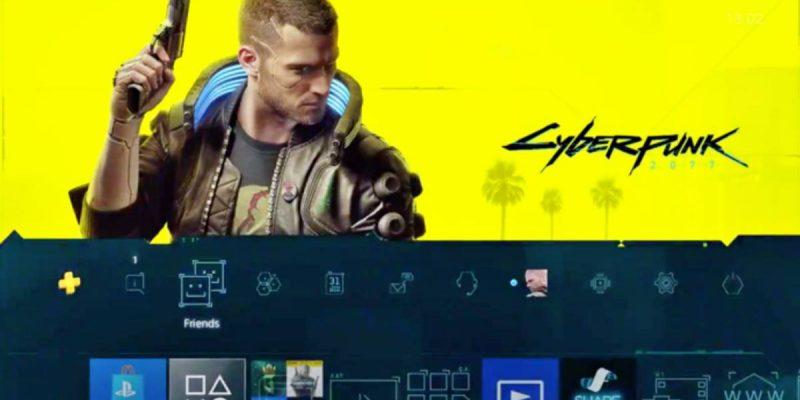 cyberpunk 2077 sony