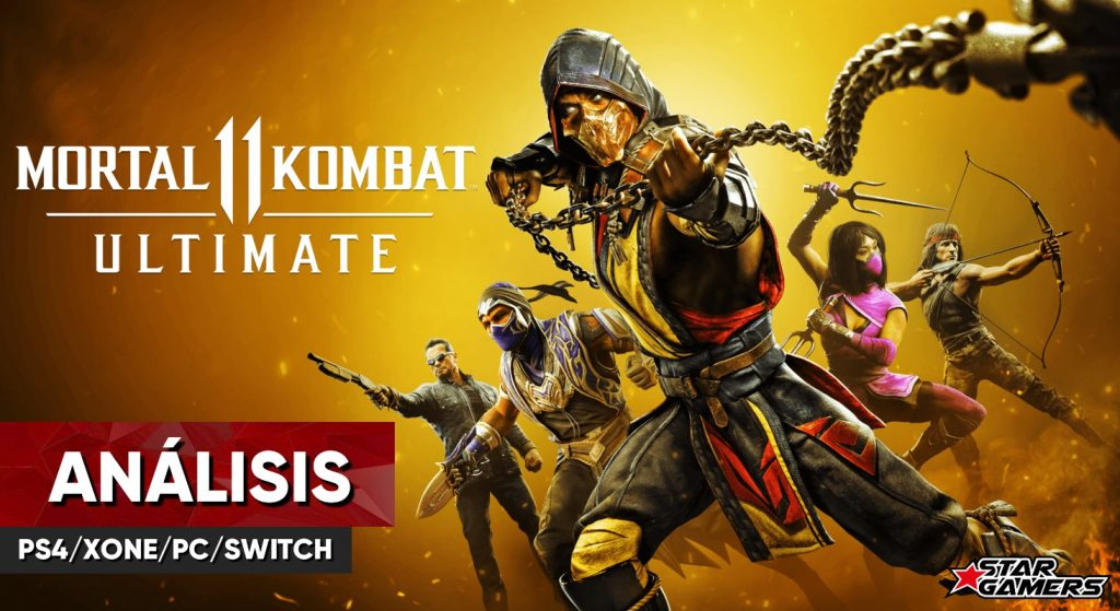 mortal kombat 11 ultimate análisis