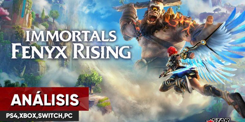 Immortals Fenyx Rising análisis
