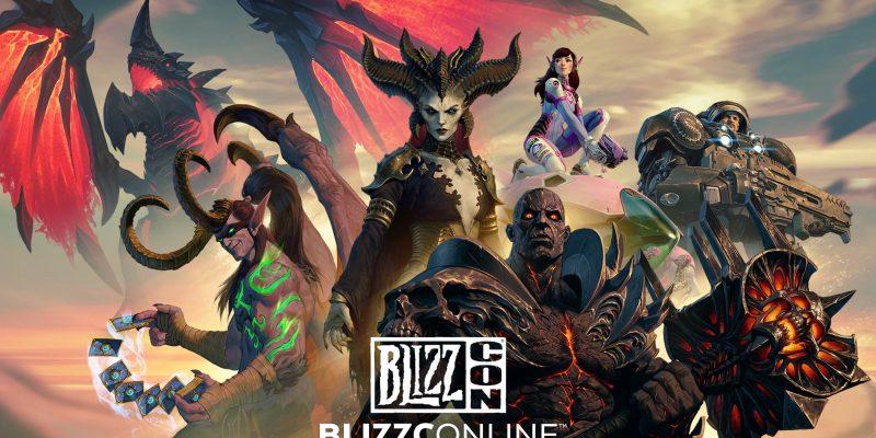 Blizzard BlizzConline