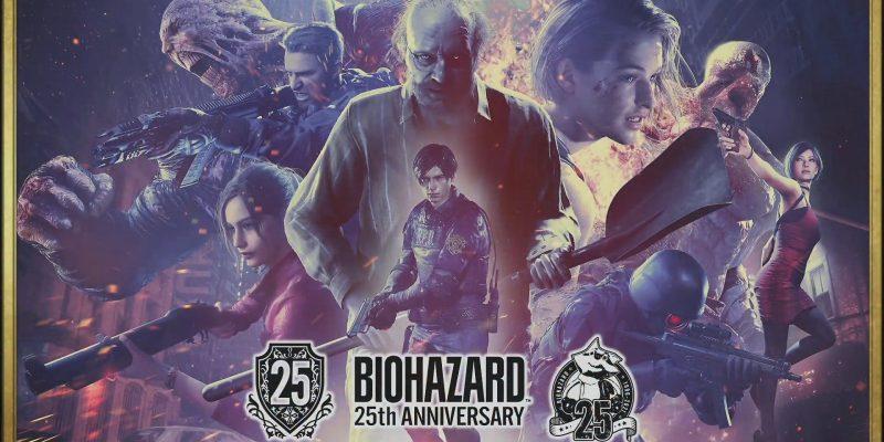 Resident Evil 25 años