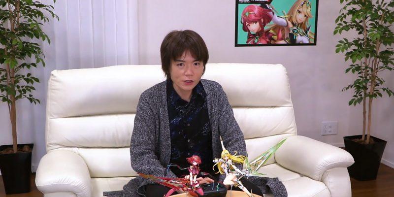 Super Smash Bros Sakurai