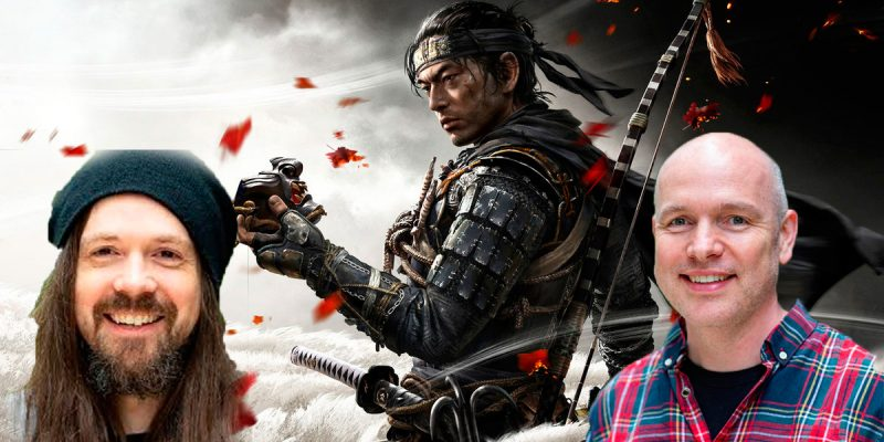 ghost of tsushima directores
