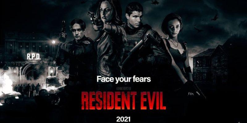 resident evil película