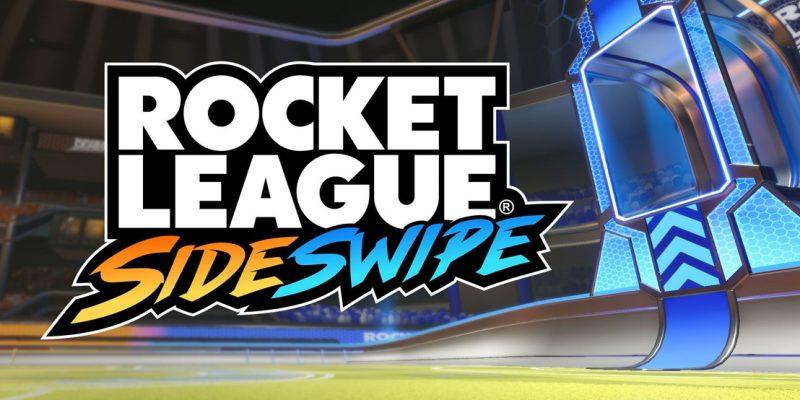 rocket league side swipe