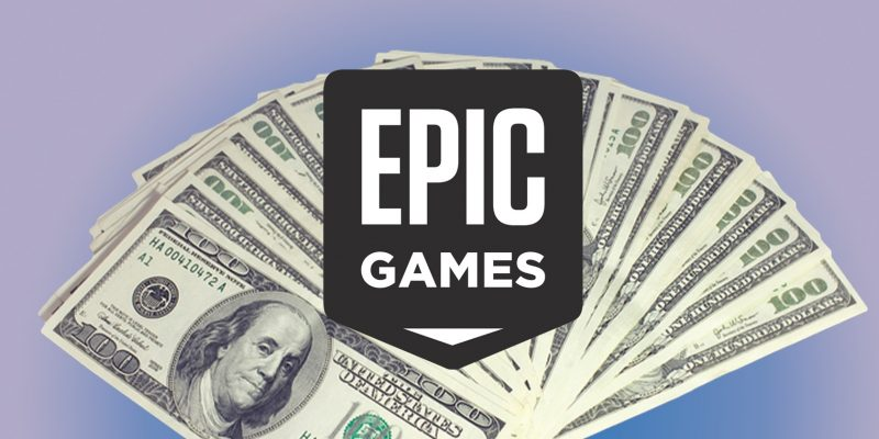 Epic Games dinero
