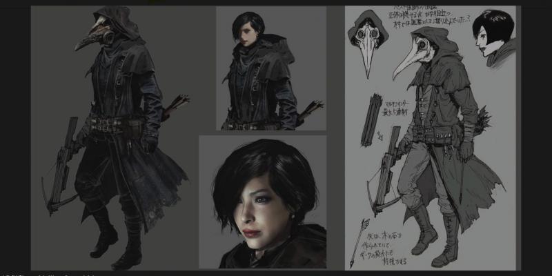 Ada Wong Resident Evil 8