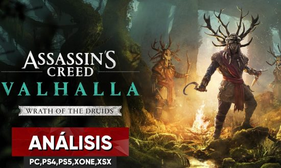 análisis assassin's creed valhalla wrath of the druids analisis