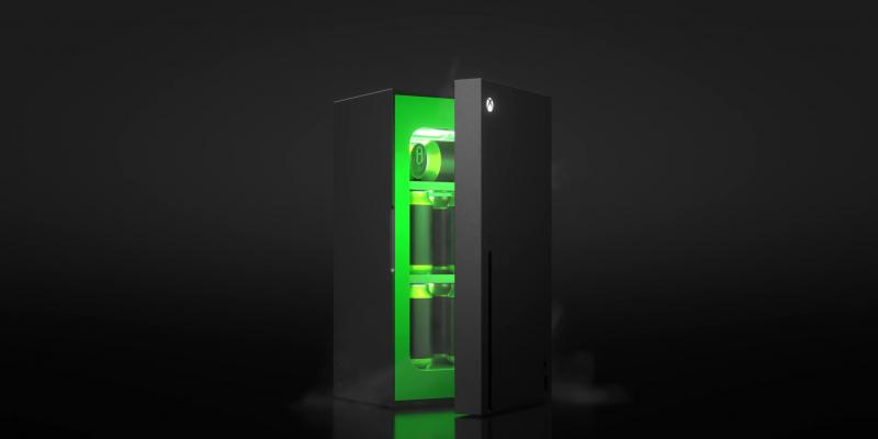 Xbox mini nevera