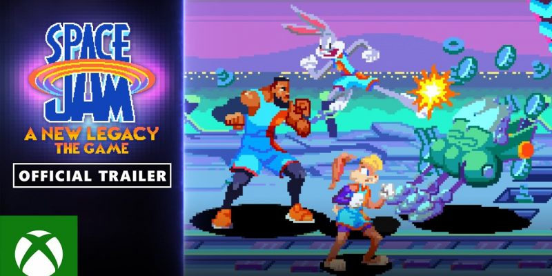 Space Jam 2 A New Legacy Game