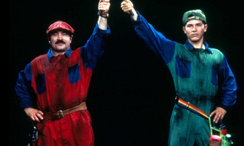 película de Super Mario Bros