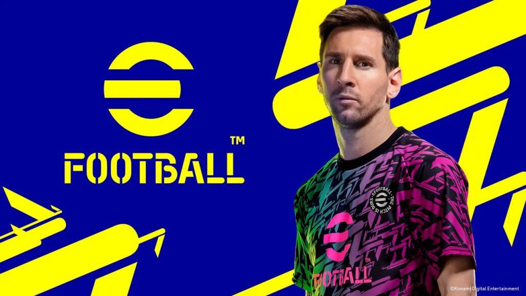 efootball 2022 pes