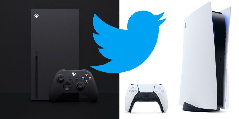 xbox twitter playstation