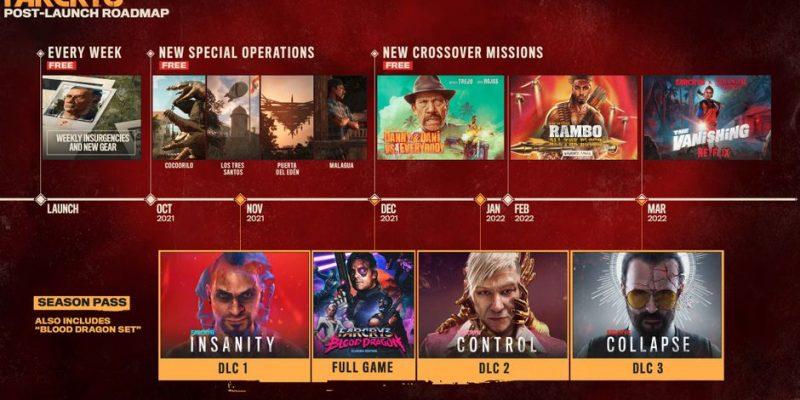 Far Cry 6 post lanzamiento