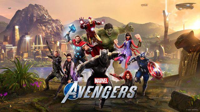 Marvel's Avengers Xbox PlayStation