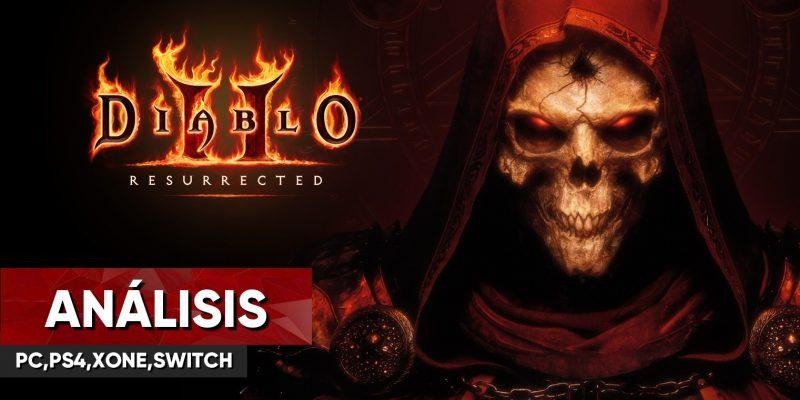 análisis Diablo 2 resurrected