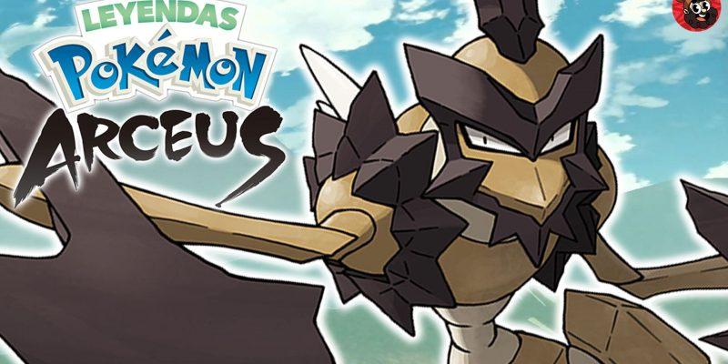 Pokémon Legends Kleavor